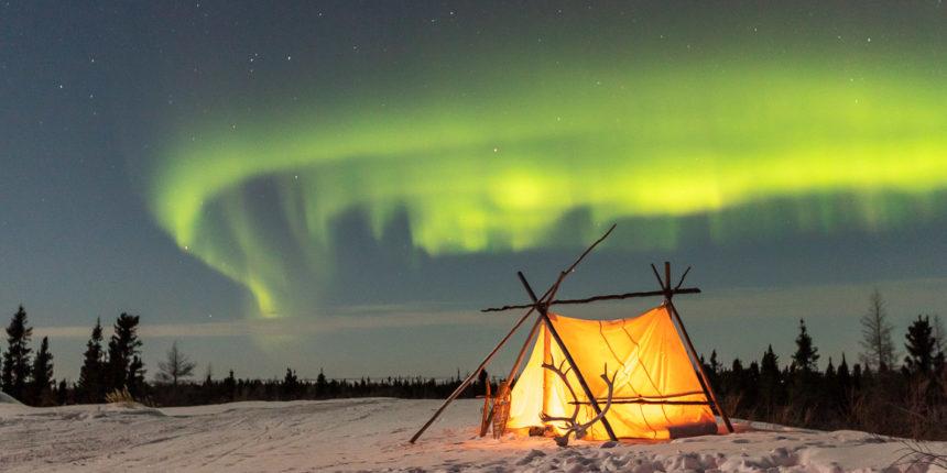 Nordlichter Kanada